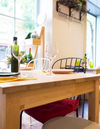 Restaurante para cena en Ponzano
